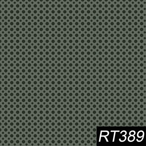 Poá Verde Musgo  - Tecidos Digitais