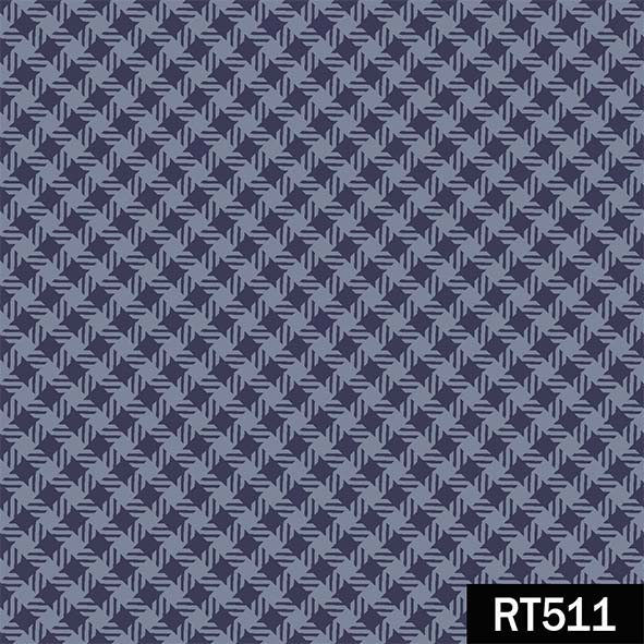 Quadradinhos Marinho  - Tecidos Digitais