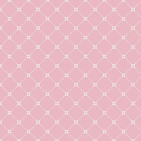 Tecido Básico Paris Rosa  - Tecidos Digitais