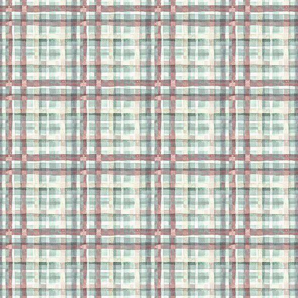 Tecido Digital Xadrez Retrô  - Tecidos Digitais