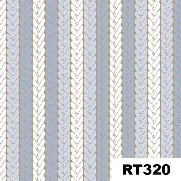 Tricô Azul  - Tecidos Digitais