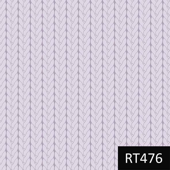 Tricô Básico Lilás  - Tecidos Digitais