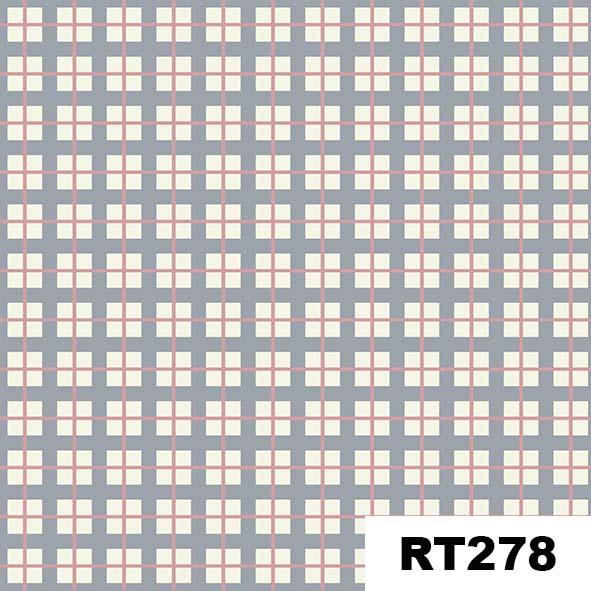 Xadrez Azul e Rosa  - Tecidos Digitais
