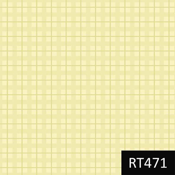 Xadrez Baby Amarelinho  - Tecidos Digitais