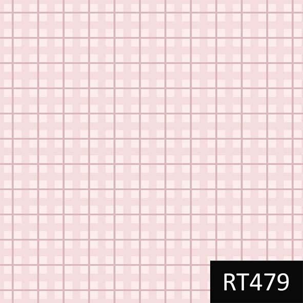Xadrez Baby Rosa  - Tecidos Digitais