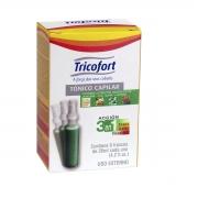 Tônico Capilar 20 ml c/06 Ampolas - Tricofort