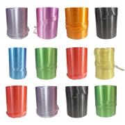 Fitilhos Plástico 3x1 kg cada Rafia Decorativa e Agricultura