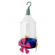 Bebedouro para Beija Flor Colorido 350 ml Sortido