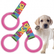 Brinquedo Mordedor Para Cães Pet Argola Cachorro Oferta