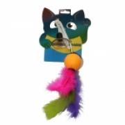 Brinquedo para Gatos Elastic Ball Sortido