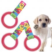 Brinquedo Pet Mordedor Para Cachorro Cães Argola Cão