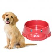 Comedouro Ergonômico individual 400 ml Pet Cão Gato