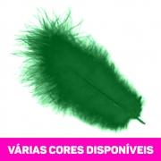 Pena Marabu 6 a 15 cm 100 gramas (apx. 600 unidades)