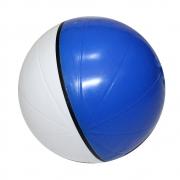 Pet Ball Dispenser Redondo de Petisco para Cães - Azul