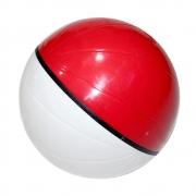 Pet Ball Dispenser Redondo de Petisco para Cães - Vermelho