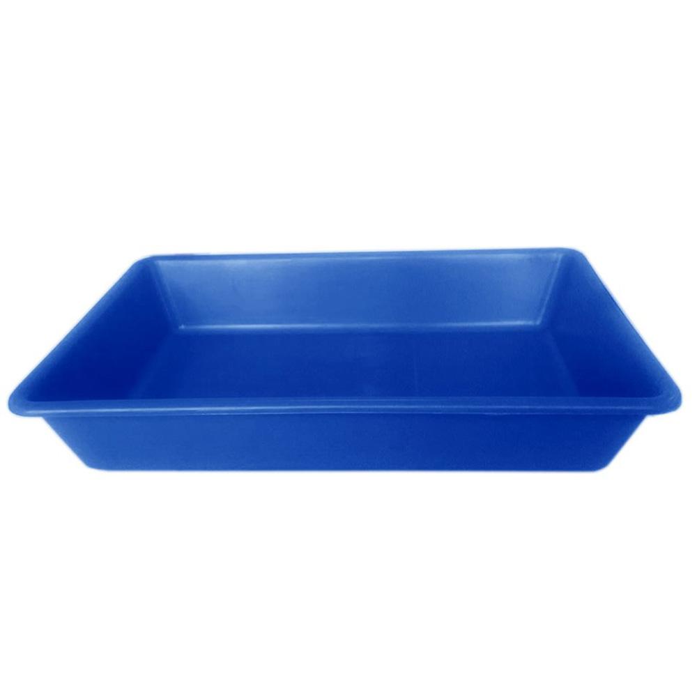 Bandeja Higiênica para Gatos 6.000 ml Clássica - Azul