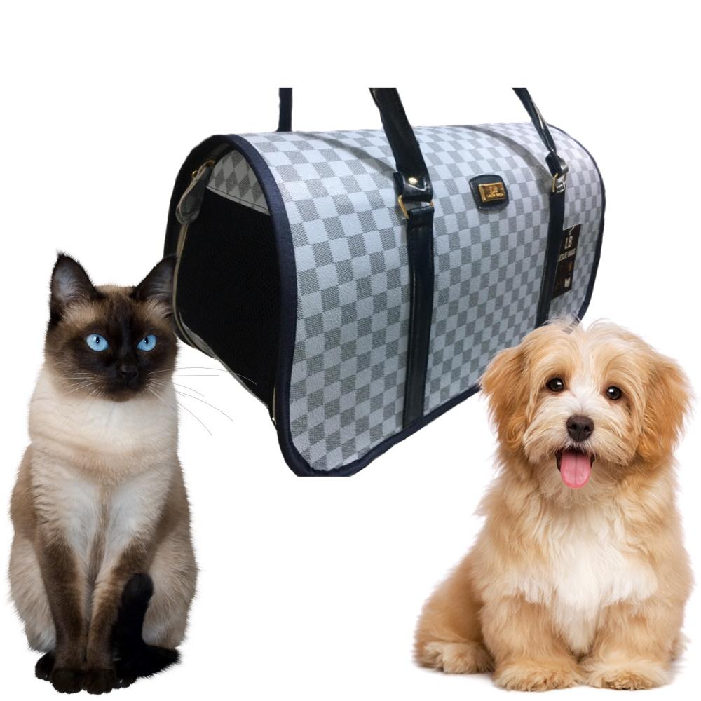 Bolsa Transporte Cães Cachorros Gatos Gatinhos Macia Oferta