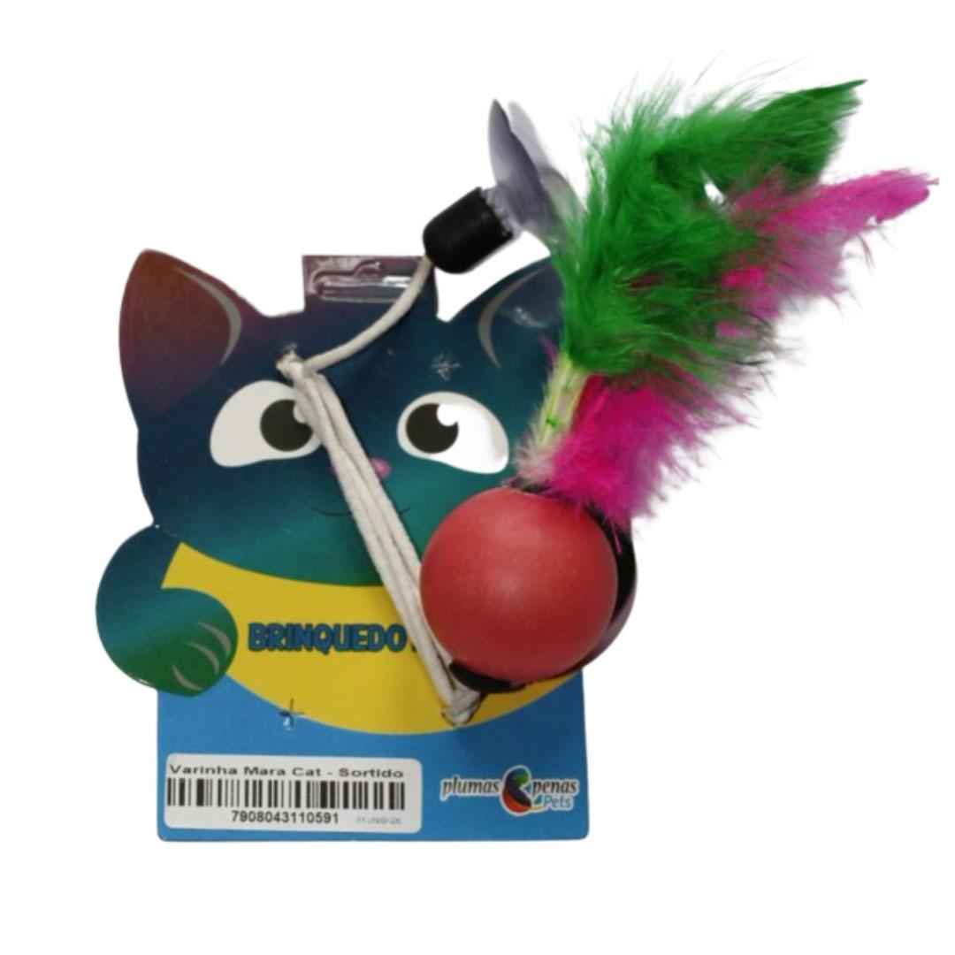 Brinquedo para Gato Elastic Ball Sortido