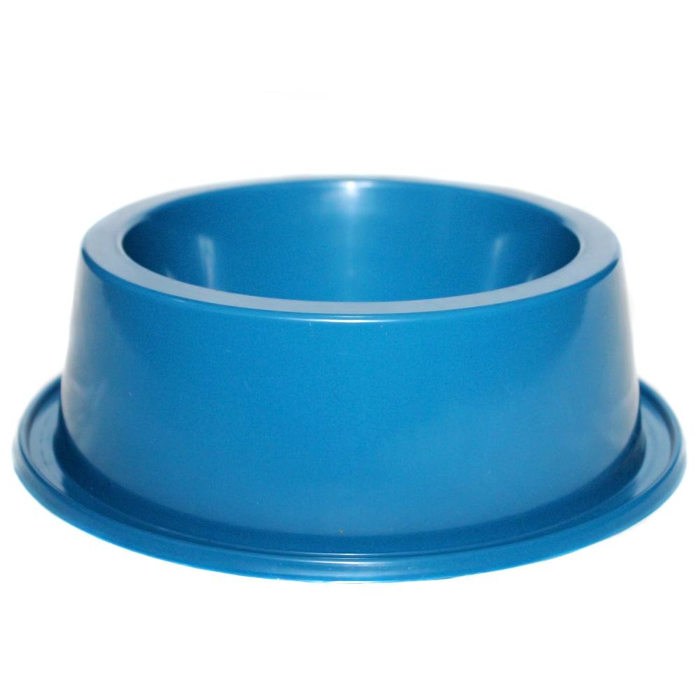 Comedouro Antiformiga 1000 ml Clássica Cão e Gato - Azul