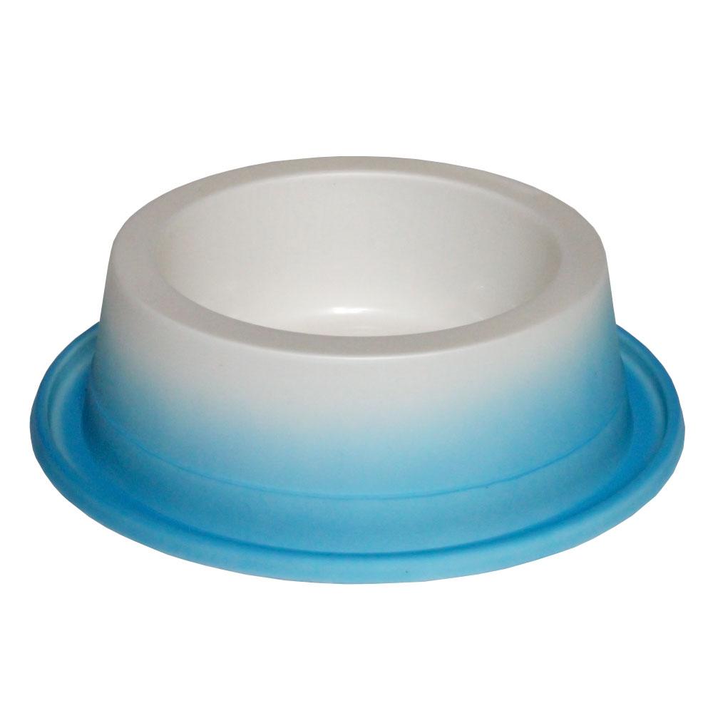 Comedouro 300 ml Antiformiga Degradê - Azul