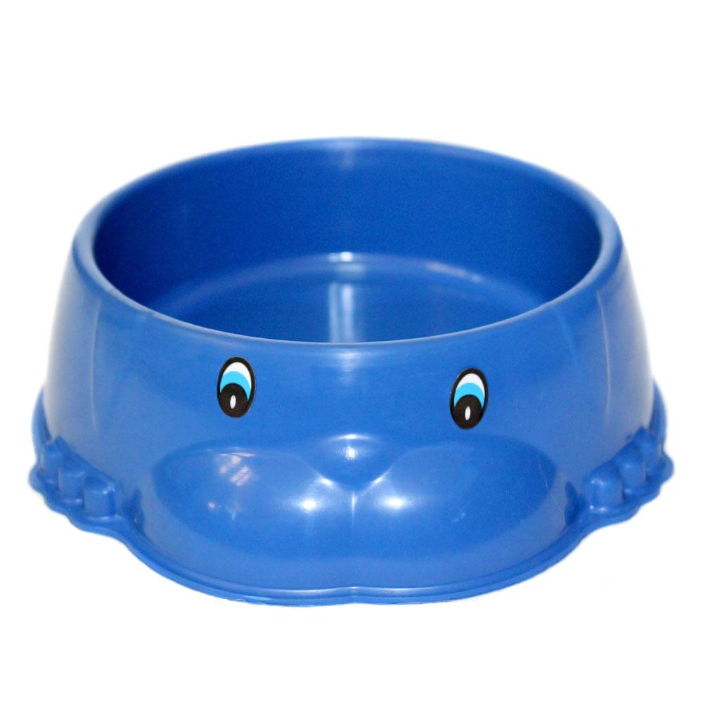 Divertidos Comedouro 400 ml Dog Mini - Azul