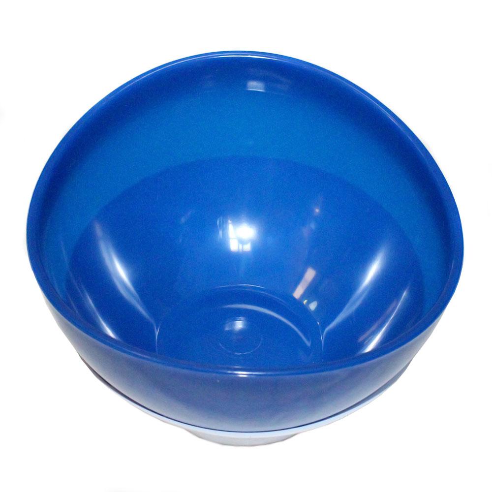Divertidos Comedouro e Bebedouro 600 ml Inclinado - Azul