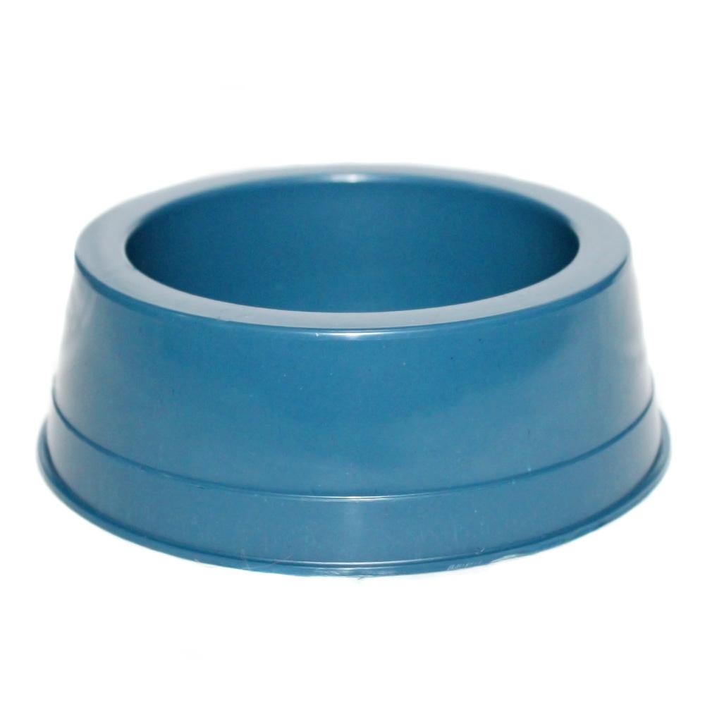 Comedouro Filhote 300 ml Clássica Gatos e Cachorros - Azul