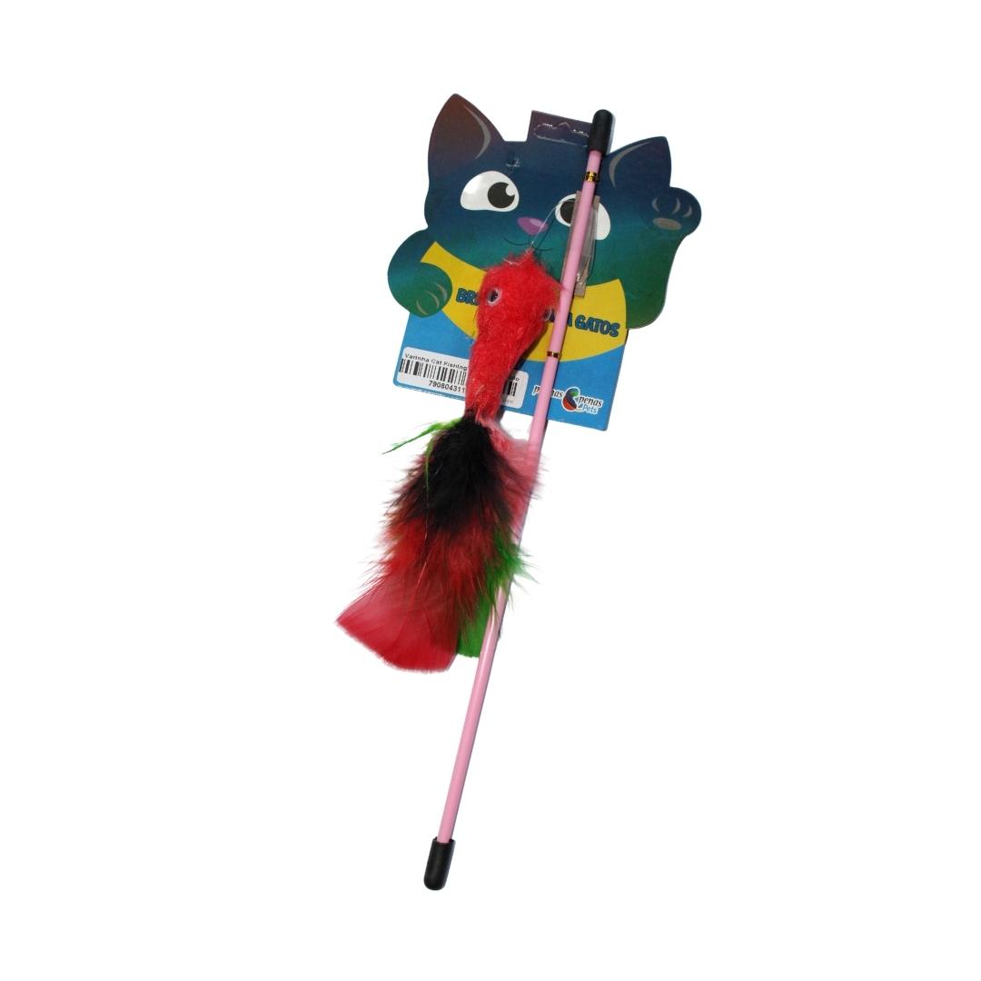 Varinha Cat Fishing Mouse Sortido