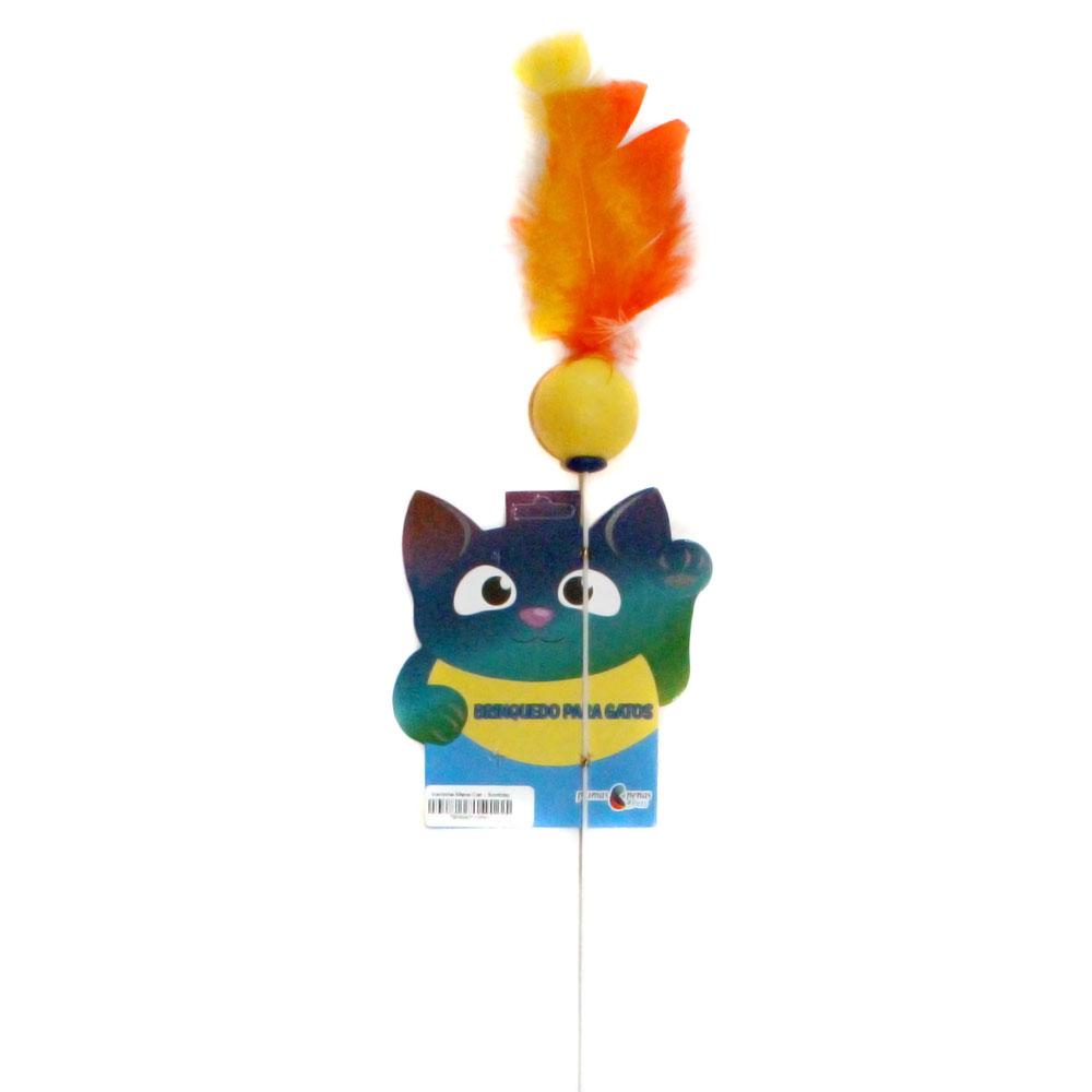 Varinha para Gatos Mara Cat Brinquedo Sortido