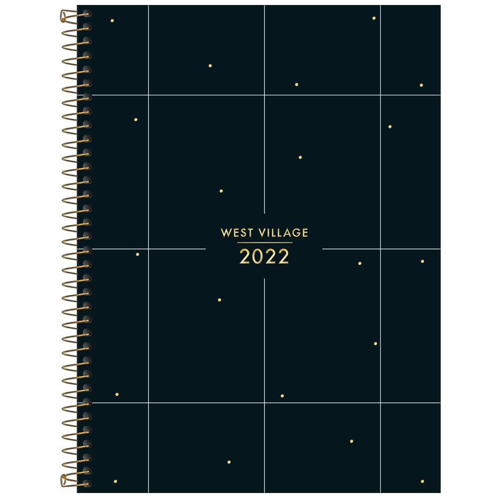 AGENDA PLANNER 2022 WEST VILLAGE ESPIRAL GRANDE