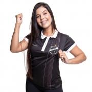 Camisa ABC - Polo Orgulho Alvinegro | Feminina | Escudetto