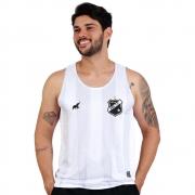 Camisa do ABC - Regata Casual Branca | ElefanteMQ
