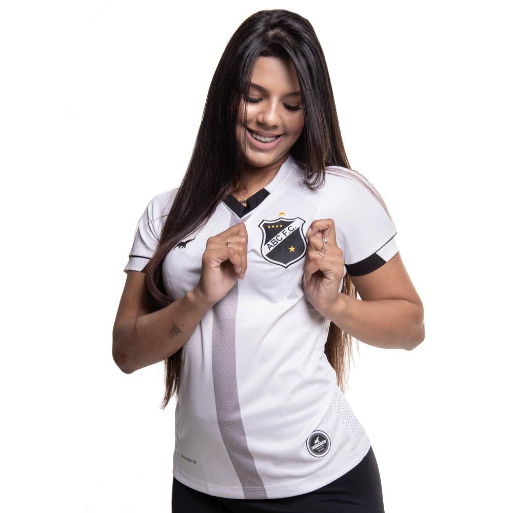 Camisa ABC  I  -  TEMP 2021 | FEMININA | BRANCO