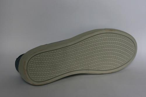 Sapato Masculino Lona Vegano Costura  Solado Borracha