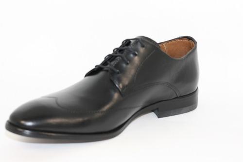Sapato Social Masculino Couro Legitimo Forrado Sola Couro