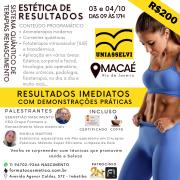 CURSO ESTÉTICA DE RESULTADOS EM MACAÉ - RJ