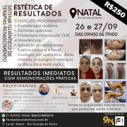 CURSO ESTÉTICA DE RESULTADOS EM NATAL - RN