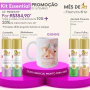 Kit Essential Renascimento