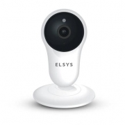 Câmera de Segurança WI-FI Full HD com Infravermelho - Elsys