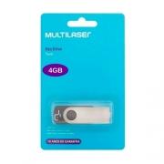 Pen Drive Multilaser Twist 4GB USB 2.0  PD586