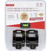 Suporte TV Universal Ultra Slim para TV/FIXO 10-85 SBRUB-859