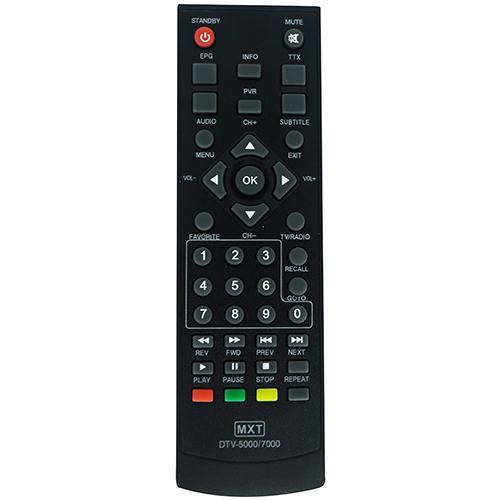 CONTROLE CONVERSOR DIGITAL AQUÁRIO DTV5000 DTV7000
