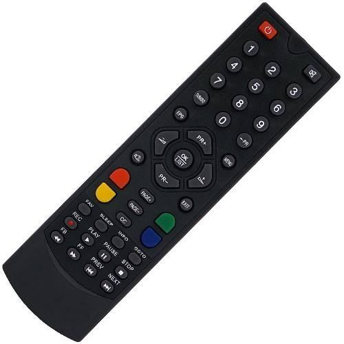 Controle Receptor Midiabox SHD7050 MXT B1 B2 B3 B4 e B4+