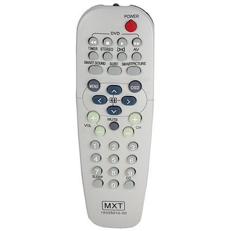 Controle TV Philips MXT 0880 RC 193350 P/ Linha PT