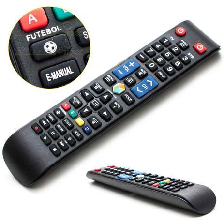 Controle TV Samsung Smart LED 3D AA59-00808A/BN98-04428A -MXT-CO1289 -
