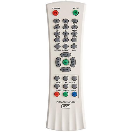 Controle TV Philco MXT C01118 PH14d PH21c PH29b