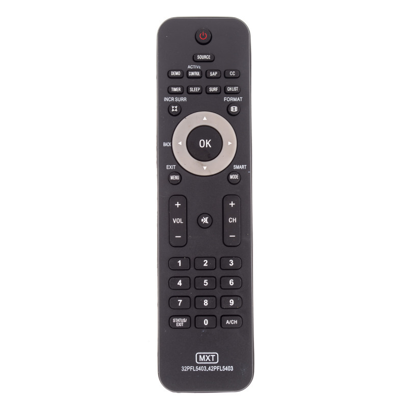 Controle TV Philips Léd / Lcd 01178 32PFL5403