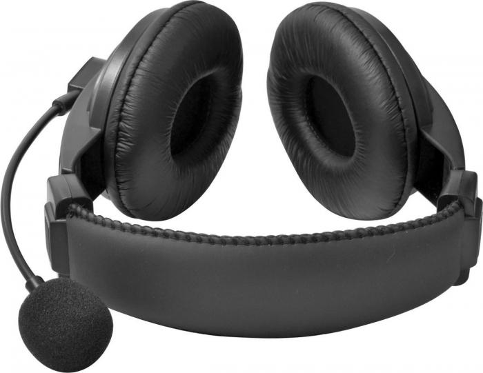 Fone Headset Vinik  Go Play FM35 Preto