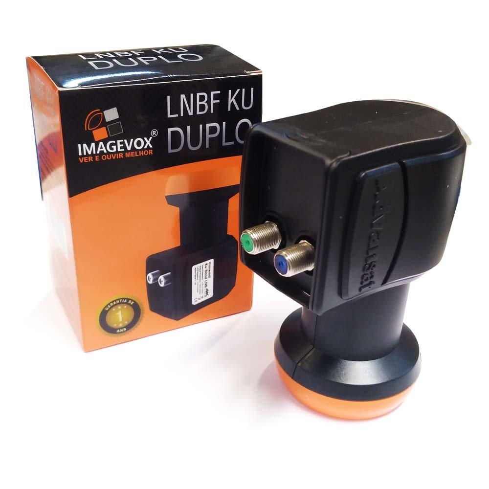 Lnbf Ku Duplo Universal Imagevox