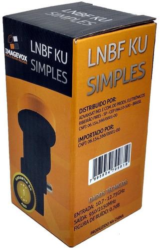 LNBF KU Simples Imagevox